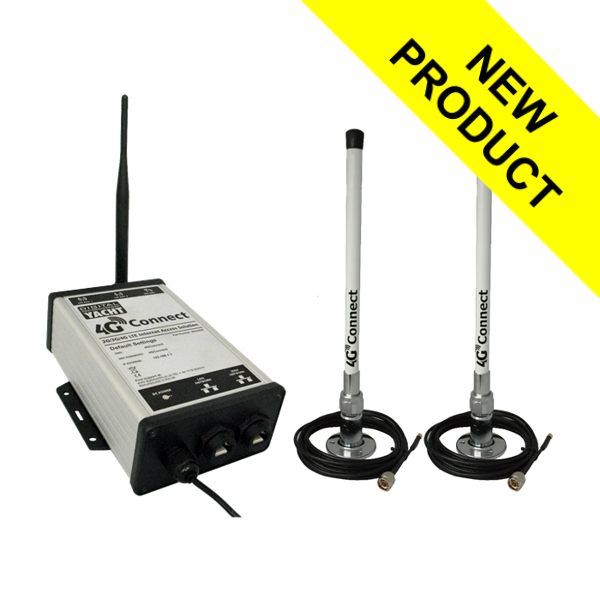 Digital Yacht 4G Connect PRO 2G/3G/4G (With Dual Ext Antennas)