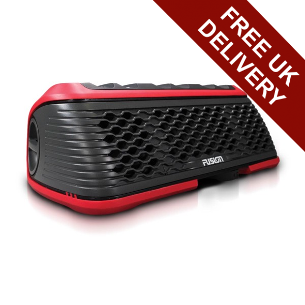 Fusion Stereo Active Portable Watersport Stereo - Red