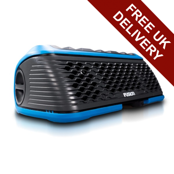 Fusion Stereo Active Portable Watersport Stereo - Blue
