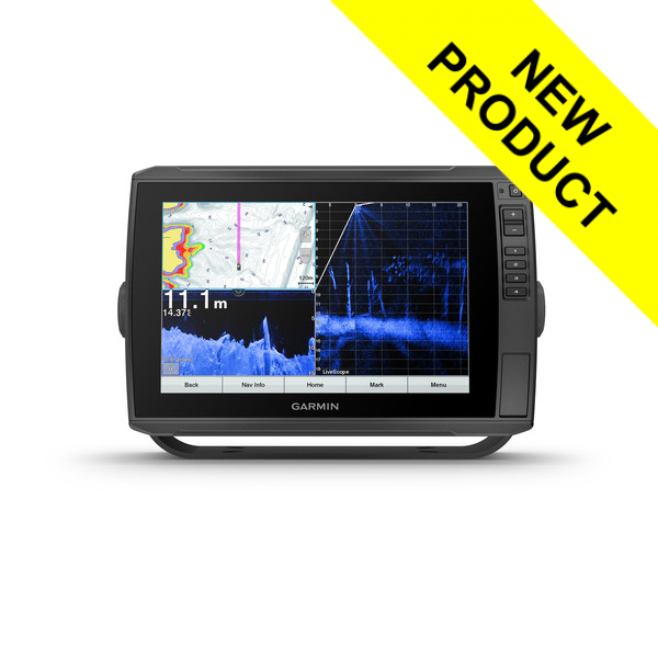 Garmin EchoMap Ultra 102sv With NO Transducer (Worldwide Base Map)