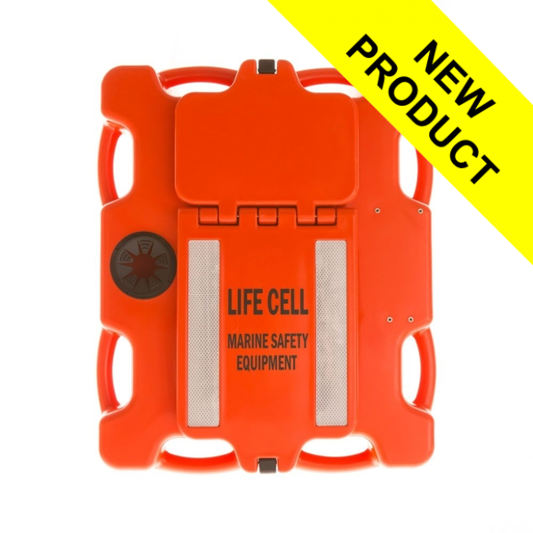Life Cell LF1 Crewman Waterproof Grab Case For 8 Persons