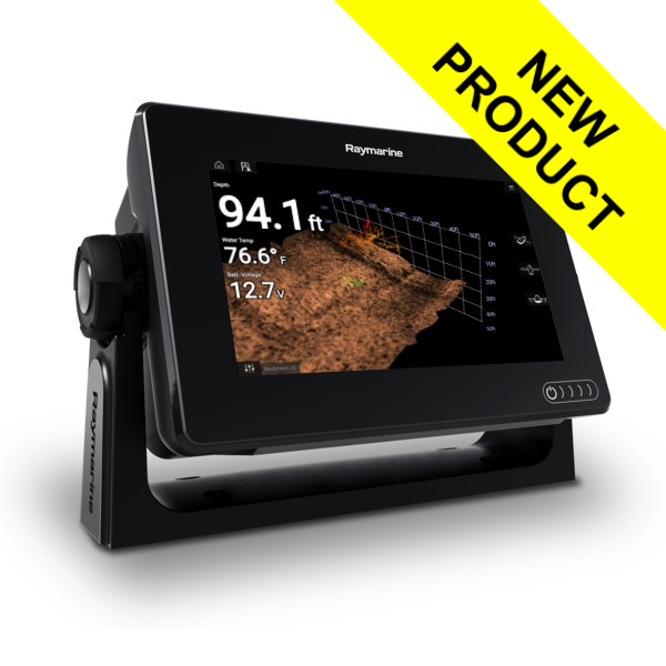 Raymarine Axiom 7 RV - 7 Inch Multi Function Display With RealVision 3D Sounder (No TR)