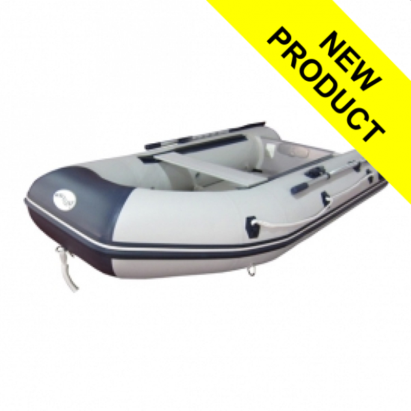 Waveline 2.5m V Hull Airdeck With Solid Transom