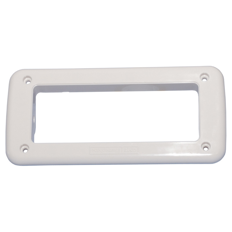 Gme Mk001 Flush Mount Bracket - White