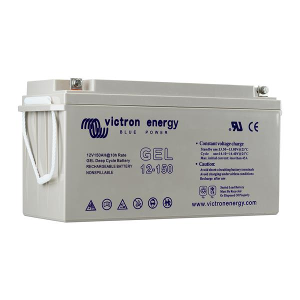 Victron Energy 12V/165Ah Gel Deep Cycle Battery