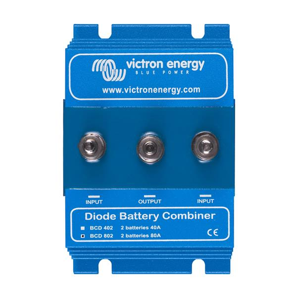 Victron Energy Bcd 402 Battery Combiner - 2 Batteries 40a