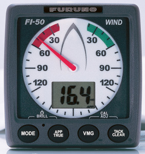 FI502 CLOSED HAULED DISPLAY
