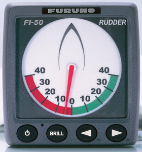 FI506 RUDDER ANGLE DISPLAY