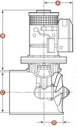 TT185 Dimensions