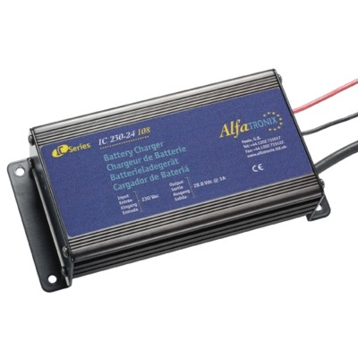 Alfatronix Ic Series 24v 3amp Charger