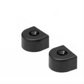 Barton Size 1 Ball Bearing Mainsheet Track Ends (Pair)