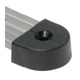 Barton 25mm  T  Track Sliders Plastic Track end