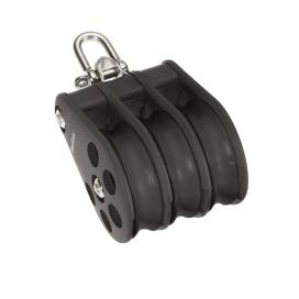 Barton Size 7 Ball Bearing Block Triple Rev Shackle