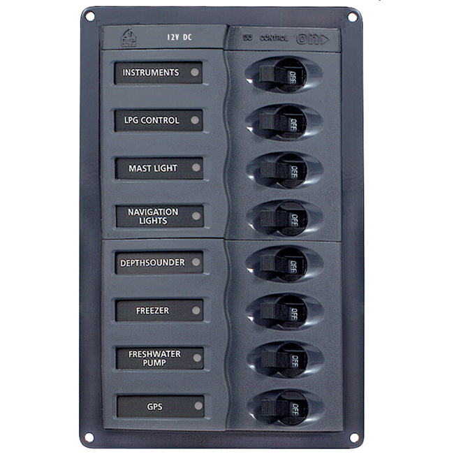 12 24v distribution pannels bep 901v circuit breaker panel 8 way bep 901v circuit breaker panel 8 way 12v vertical asfbconference2016