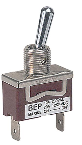 BEP Spare Switch For Compact Panels On/off (SW-32111)