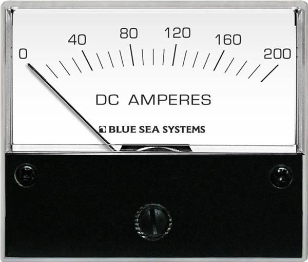 Blue Sea Ammeter+shunt Combination 200a