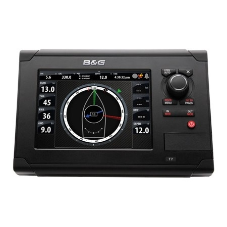 B&G ZEUS TOUCH MULTI FUNCTION DISPLAY 7 INCH NO CHARTS