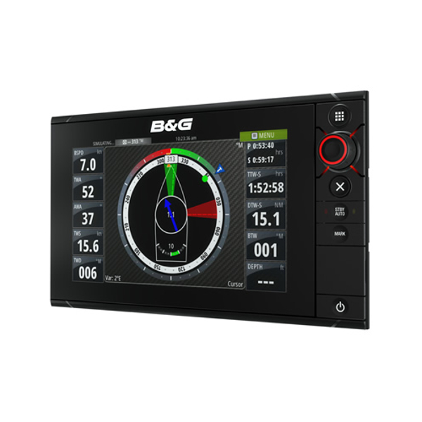 B&G ZEUS² 9 Inch Multi-function Display With Insight Charts