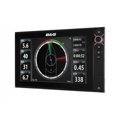 B&G ZEUS² 12 Inch Multi-function Display With Insight Charts