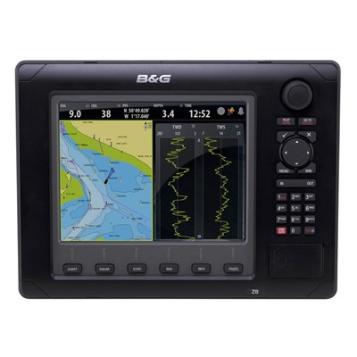 B&G ZEUS MULTI FUNCTION DISPLAY 8 INCH