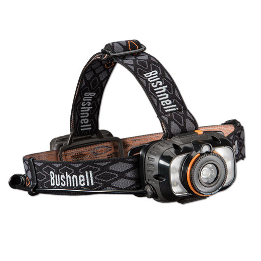 Bushnell Rubicon H250L LED Headlamp 3AA - Auto-Dim - 250 Lumens