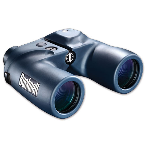 Bushnell 7 x 50 Marine Binoculars With Ranging Reticle & Illuminated Compass