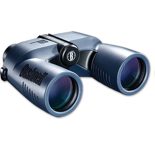 Bushnell 7 x 50 Marine Binoculars With Ranging Reticle & Illuminated Digital Compass