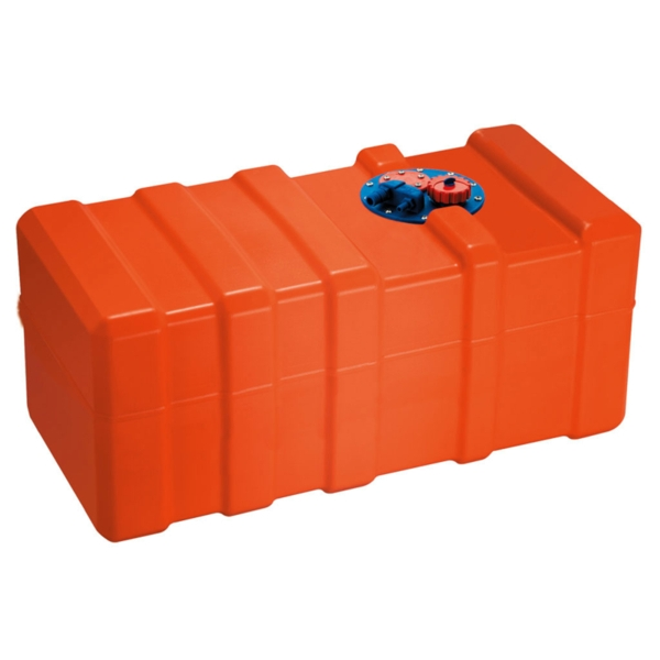 CAN SB Plastic Fuel Tank High Profile 140Ltr