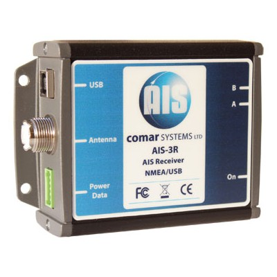 COMAR AID DUAL CHANNEL PARALLEL RECEIVER WITH NMEA/USB OUTPUT