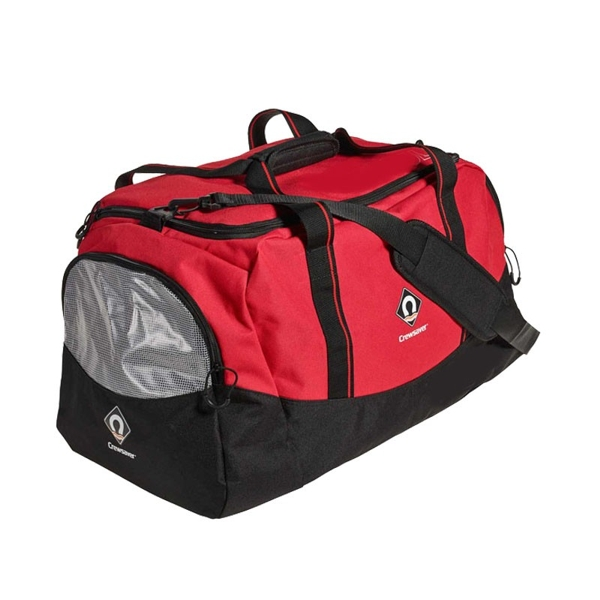 Crewsaver Crew Holdall Red/Black 55Ltr