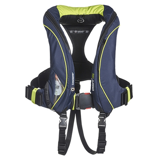Crewsaver Ergofit+ 190N - Automatic - Navy/Green