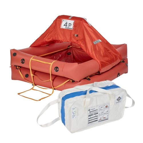 Crewsaver Mariner Liferaft 4 Man Valise