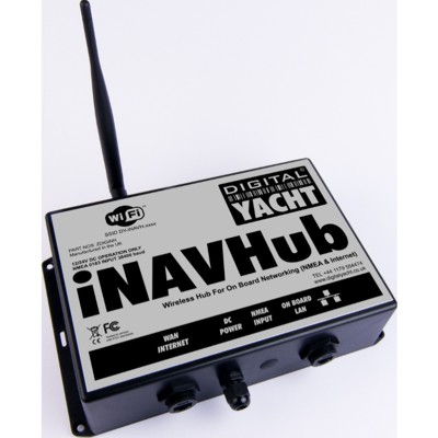 DIGITAL YACHT INAV HUB NAVIGATION SERVER