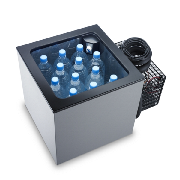 Dometic CoolMatic CB 36 Top Loading Fridge 36L 12/24v