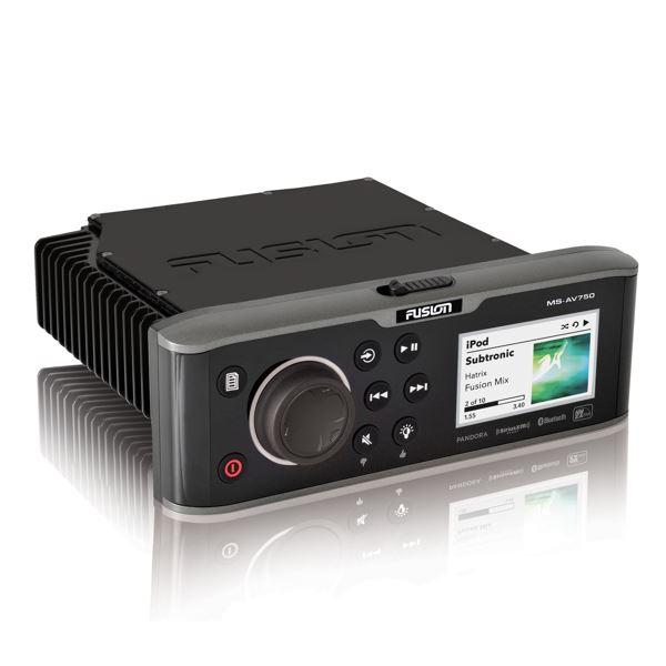 Stereo Systems: Fusion AV750 DVD Player AM/FM/USB/HDMI/Bluetooth ...