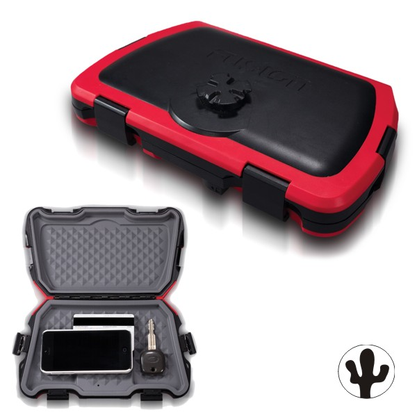 Fusion Active Safe - Stereo Active Dock - Red