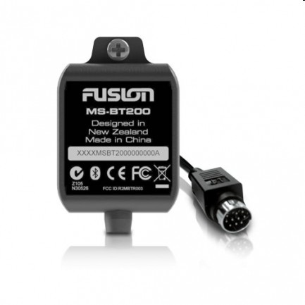 Fusion Bt200 Bluetooth Receiver - Serius Input (control - Phone / Ra205 / 700 Series)