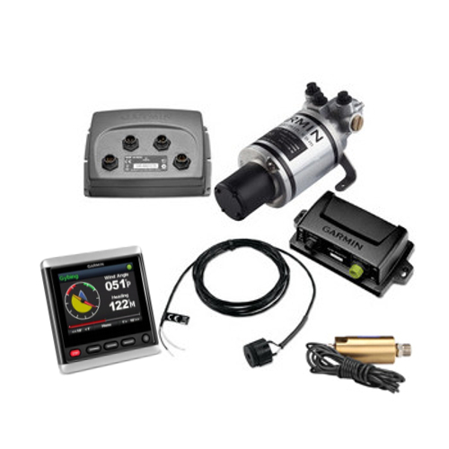 Garmin GHP Compact Reactor - Hydraulic Autopilot With GHC 20 And Shadow Drive