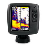 GARMIN ECHO 550C SOUNDER WITH TM TR