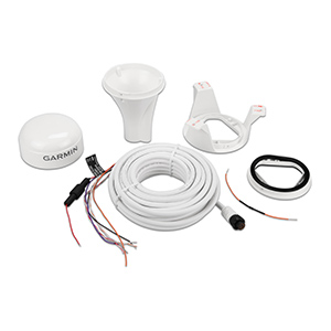 GARMIN GPS19X HVS ANTENNA (NMEA 0183) - Pole / Surface / under deck mount c/w ca