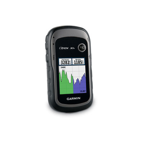 Garmin eTrex 30x GPS With European Mapping / Compass & Barometric Altimeter