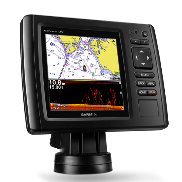 Garmin Echomap CHIRP 55dv Excluding Transducer