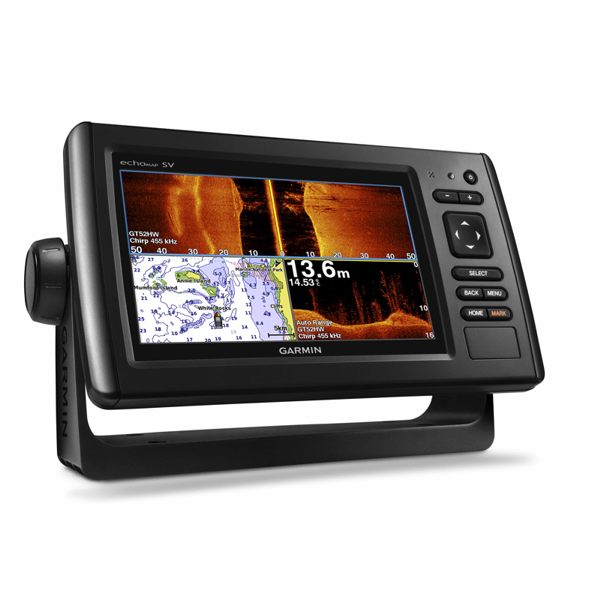 Garmin Echomap CHIRP 75sv - DISCONTINUED - SideVu Excluding Transducer
