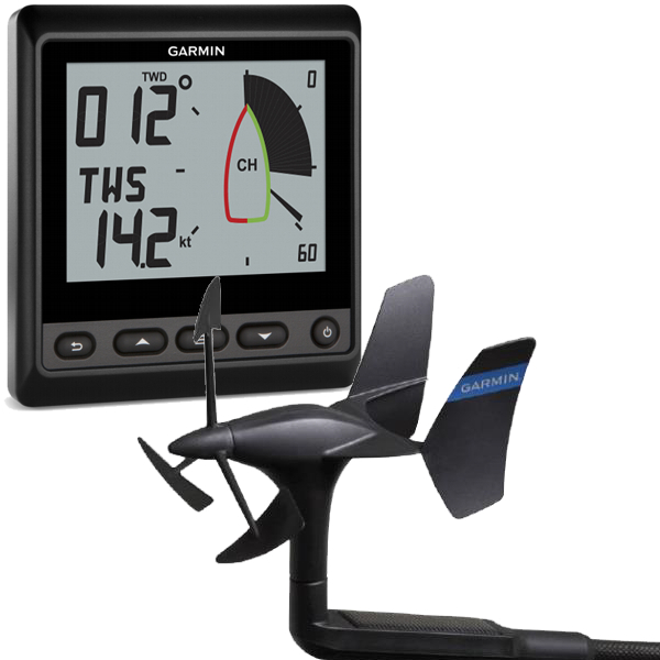 Garmin Wireless gWind Wind Pack With GNX Wind Instrument