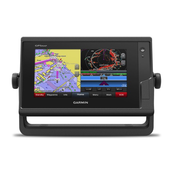 Garmin GPSMAP 722 Touch Screen 7 Inch Chart Plotter