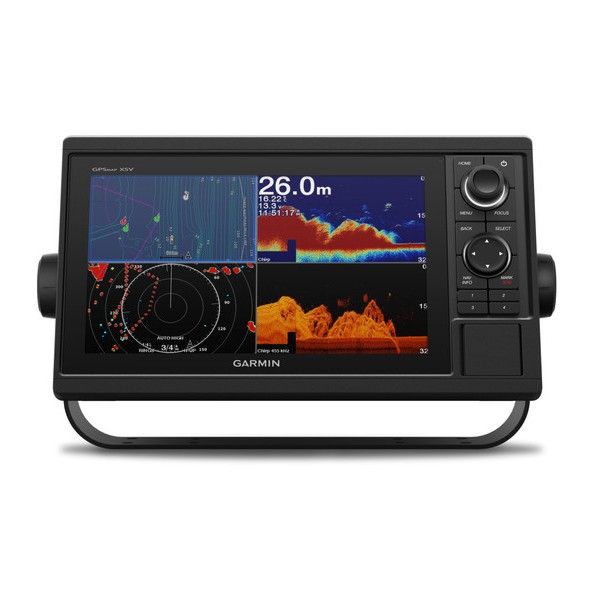 Garmin GPSMAP 1022xsv Touch Screen 10 Inch Combi Plotter / Sounder (No TXDR)