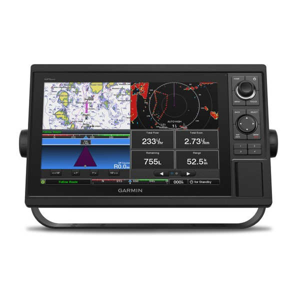 Garmin GPSMAP 1222 Touch Screen 12 Inch Chart Plotter