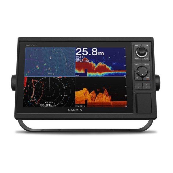 Garmin GPSMAP 1222xsv Touch Screen Combi Plotter / Sounder (No TXDR)