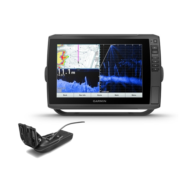 Garmin EchoMap Ultra 102sv With GT54UHD-TM Transducer (Worldwide Base Map)