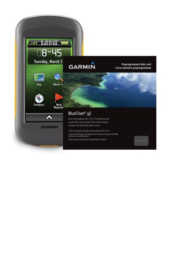 GARMIN MONTANA 600 MARINE BUNDLE WITH UK/EIRE G2 CHART